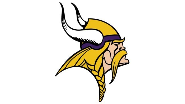Minnesota Vikings Logo 1966-2012