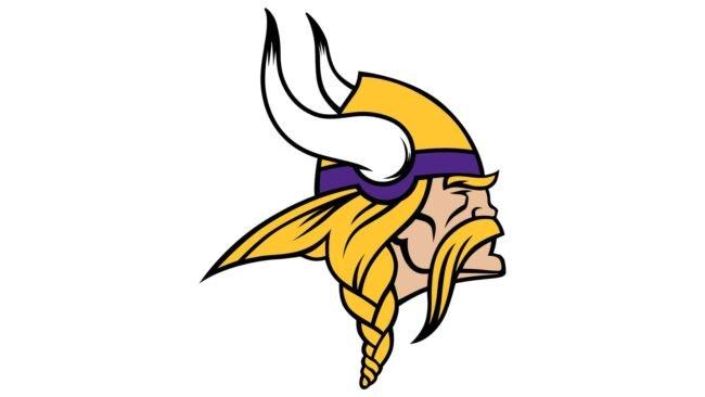 Minnesota Vikings Logo 2013-Heute