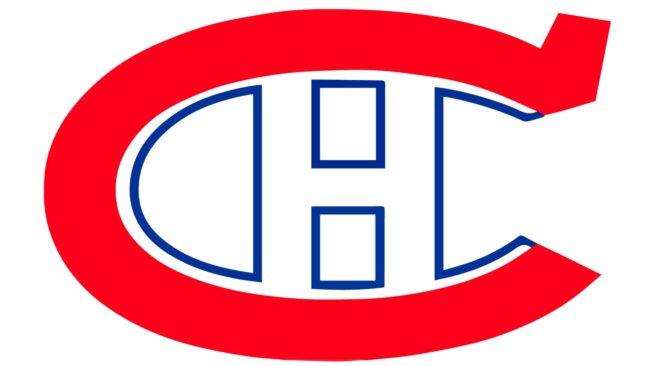 Montreal Canadiens Logo 1923-1925