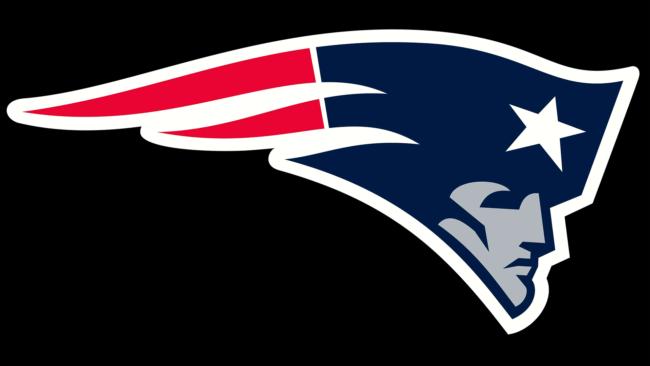 New England Patriots Zeichen