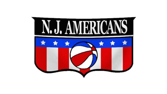New Jersey Americans Logo 1968