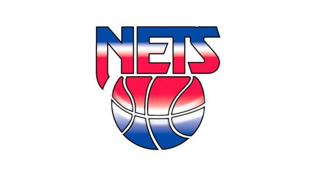 New Jersey Nets Logo 1990-1997