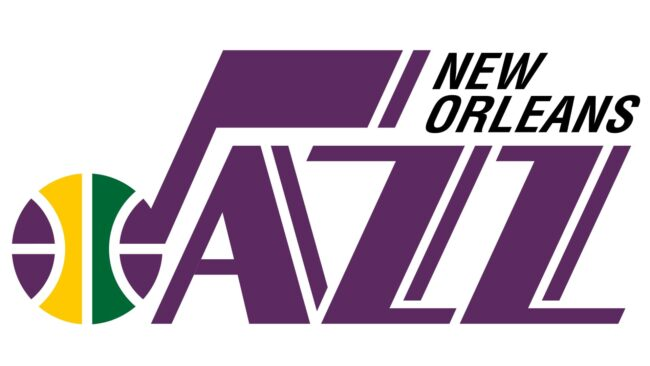 New Orleans Jazz Logo 1975-1979
