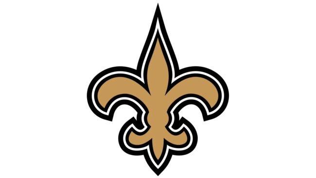 New Orleans Saints Logo 2002-2011