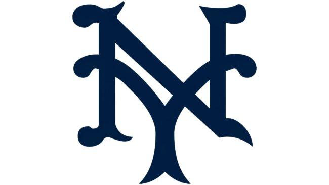 New York Giants Logo 1908