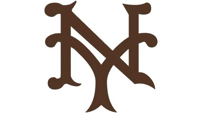 New York Giants Logo 1909