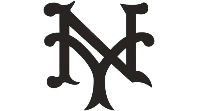 New York Giants Logo 1911-1912