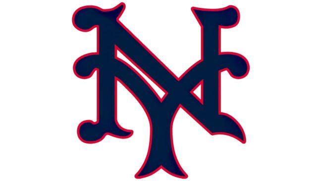 New York Giants Logo 1928-1929