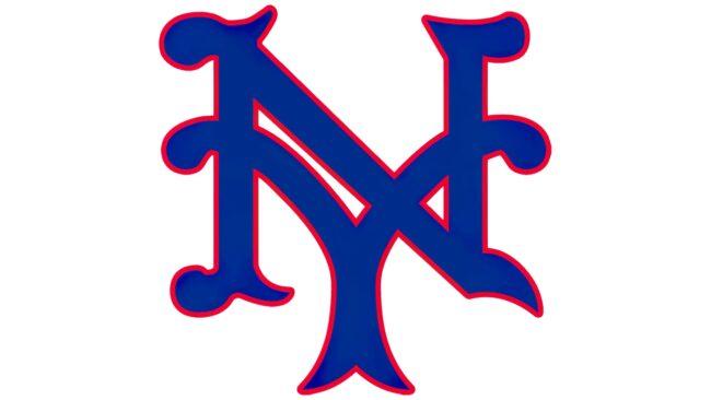 New York Giants Logo 1940-1946