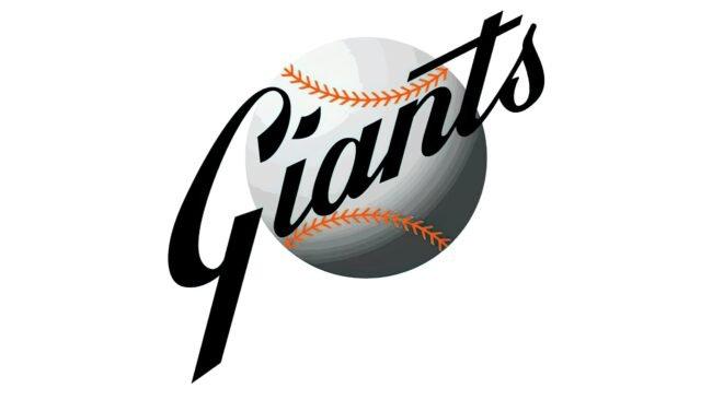 New York Giants Logo 1947-1957