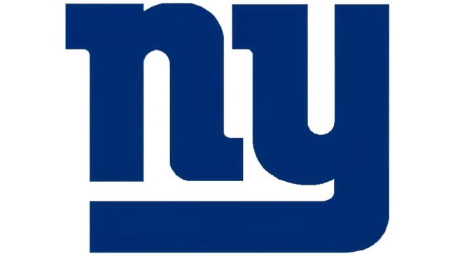 New York Giants Logo 1961-1974