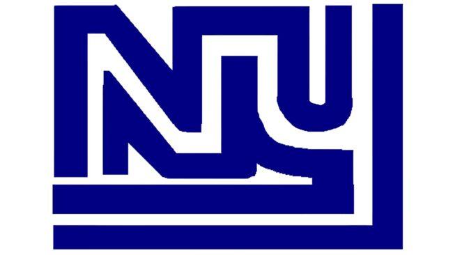 New York Giants Logo 1975