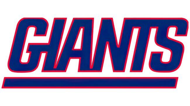 New York Giants Logo 1976-1999