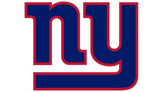 New York Giants Logo 2000-Heute