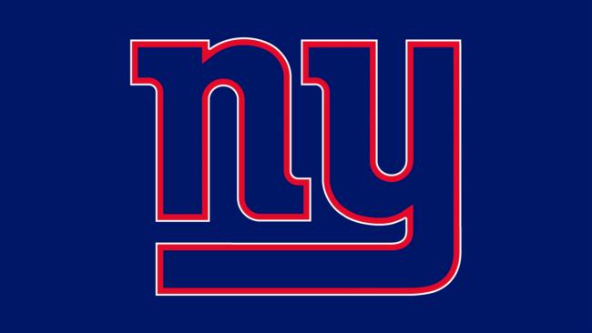 New York Giants Zeichen