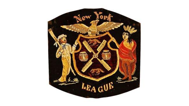 New York Gothams Logo 1883-1885
