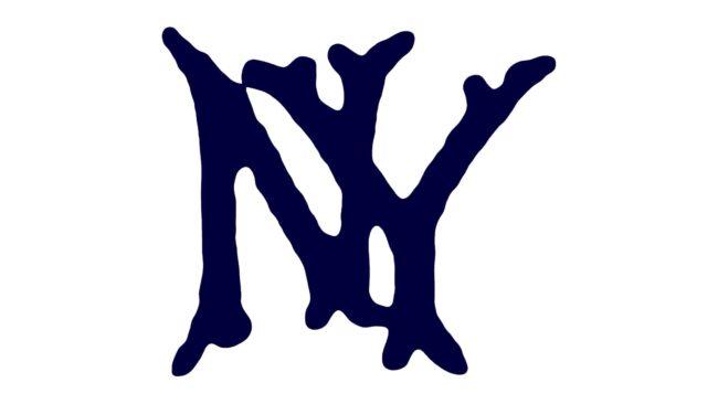 New York Highlanders Logo 1905