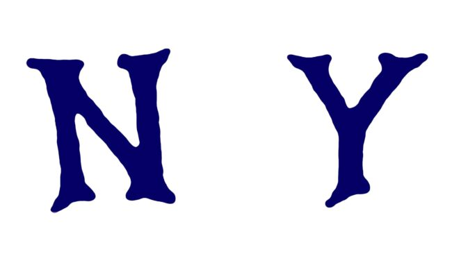 New York Highlanders Logo 1906