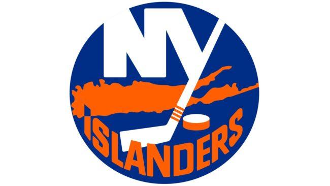 New York Islanders Logo 1973-1995