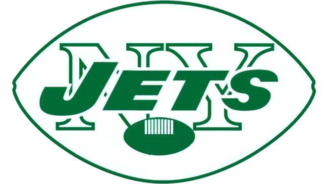 New York Jets Logo 1964-1966