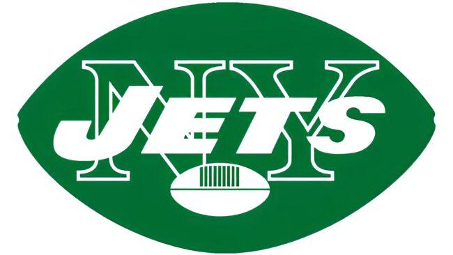 New York Jets Logo 1967-1969