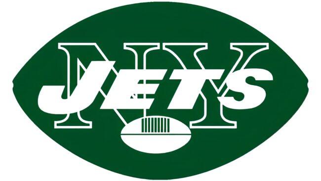 New York Jets Logo 1970-1977