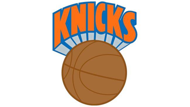 New York Knicks Logo 1984-1989