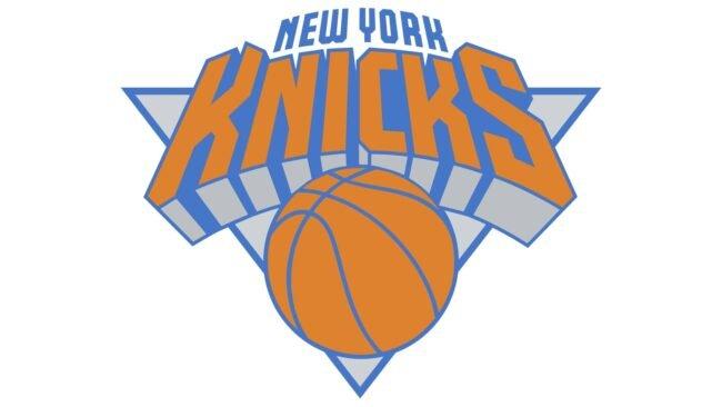 New York Knicks Logo 2012-Heute
