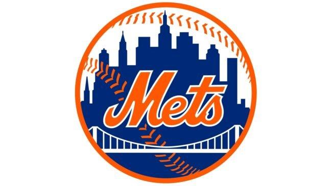 New York Mets Logo 1999-Heute