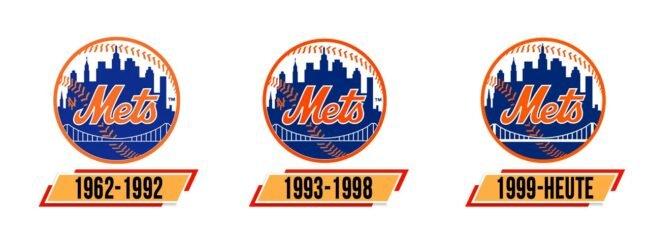 New York Mets Logo Geschichte
