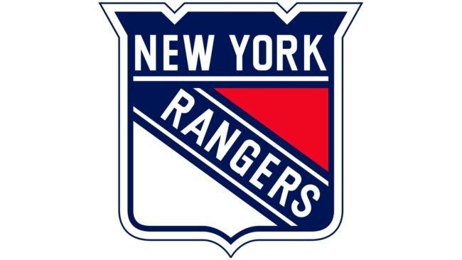 New York Rangers Logo 1971-1977