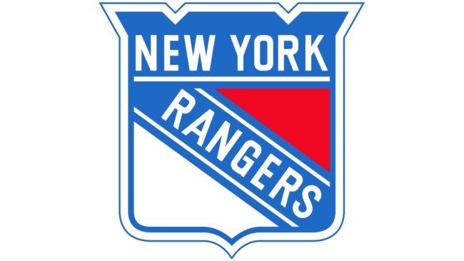 New York Rangers Logo 1978-1998