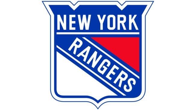 New York Rangers Logo 1999-Heute