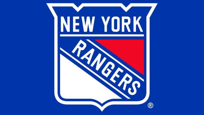 New York Rangers Zeichen