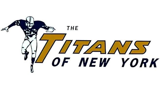 New York Titans Logo 1960-1962