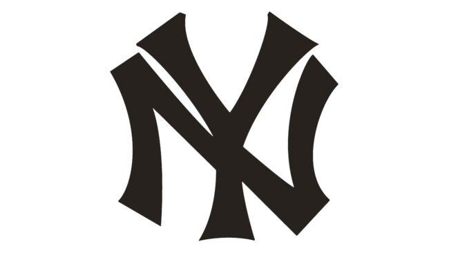 New York Yankees Logo 1913-1914