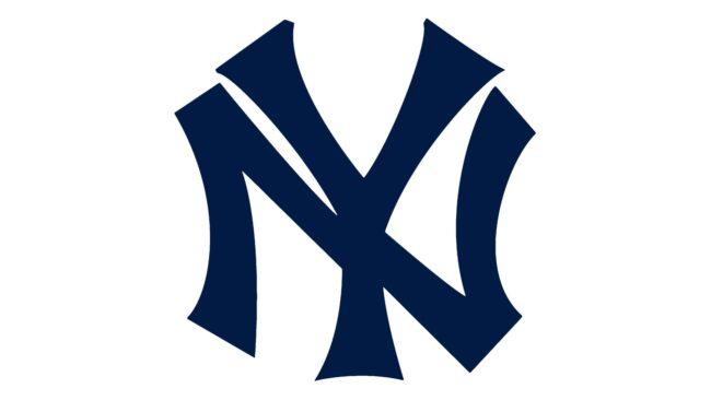 New York Yankees Logo 1915-1946