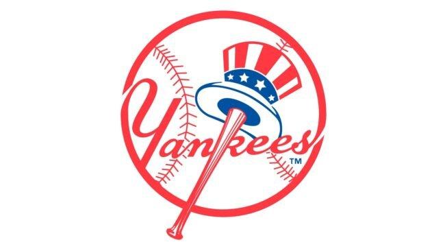New York Yankees Logo 1968-Heute