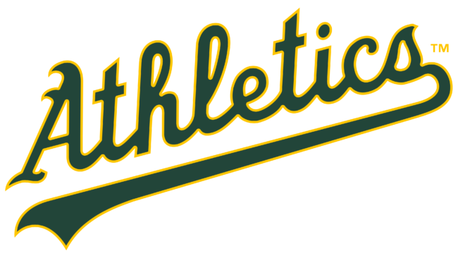 Oakland Athletics Zeichen