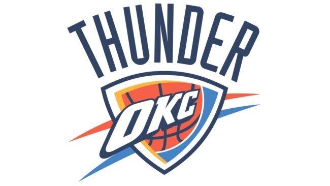 Oklahoma City Thunder Logo Geschichte