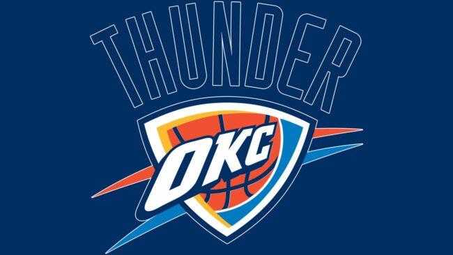 Oklahoma City Thunder Zeichen