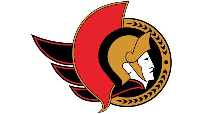 Ottawa Senators Logo 1997-2007