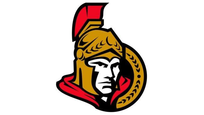 Ottawa Senators Logo 2007-Heute