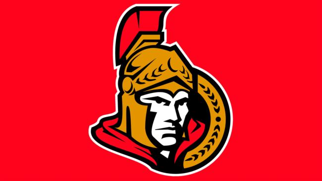 Ottawa Senators Zeichen