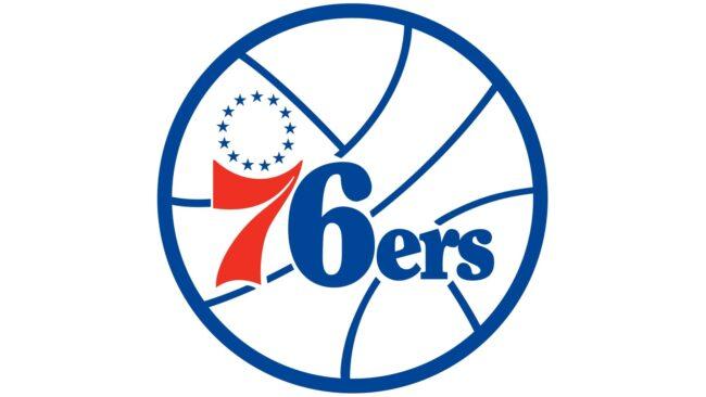 Philadelphia 76ers Logo 1978-1997