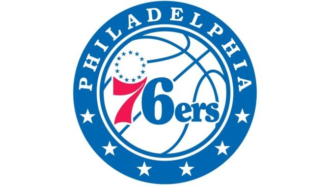 Philadelphia 76ers Logo 2015-Heute