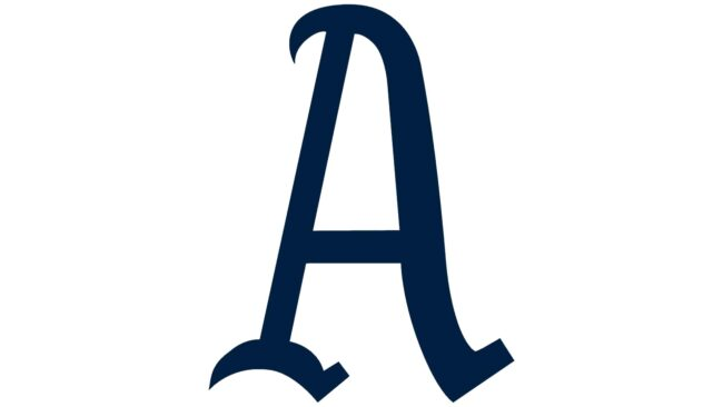 Philadelphia Athletics Logo 1902-1919