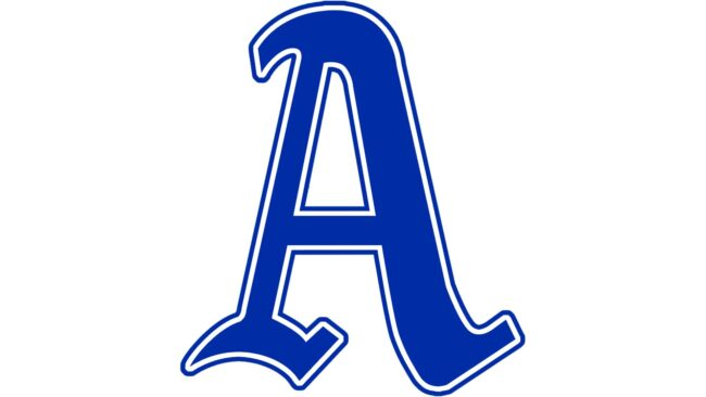 Philadelphia Athletics Logo 1928-1929