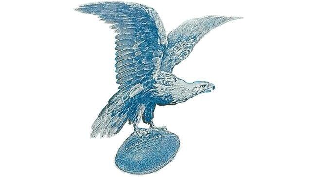 Philadelphia Eagles Logo 1933-1935