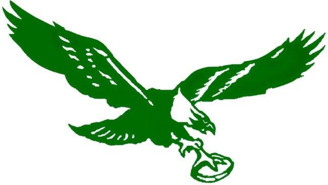 Philadelphia Eagles Logo 1948-1968